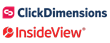 ClickDimensions Partners with InsideView to Offer Data Cleansing and Enrichment Solutions