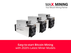 Max Mining bitcoin mining packages image