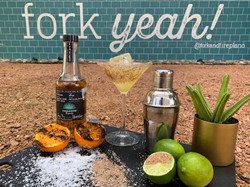 Grilled oranges over mesquite wood, hand strained with fresh lime, agave, and your selection of tequila.