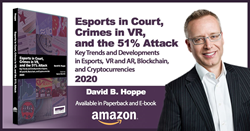 Esports in Court, Crimes in VR, and the 51% Attack is available at Amazon.com