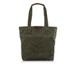Outbound Canvas Tote - medium, forest green