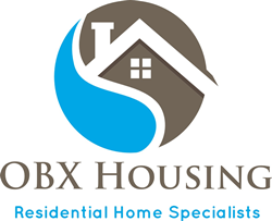 OBX Housing Residential Home Specialists Logo