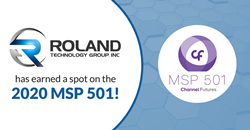 Roland Technology Group | MSP 501