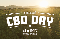 Established by cbdMD in 2018, National CBD Day is observed annually on August 8 and is widely recognized and celebrated across the CBD industry.