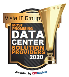 Vista IT Group - Most promising data center solution providers 2020
