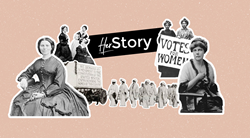 Read more about the places and events tied to the Women's Voting Rights Centennial
