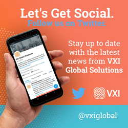 VXI Global Solutions Outsourcing CX