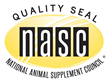 National Animal Supplement Council (NASC) Safety Seal - WoofWell