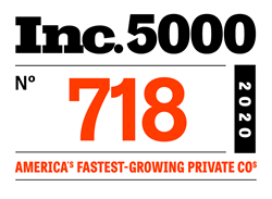 QOS Networks is Named to Prestigious Inc. 5000 List of Fastest Growing Companies for Second Year