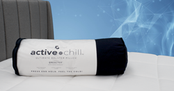 New Active Chill Bolster Pillow