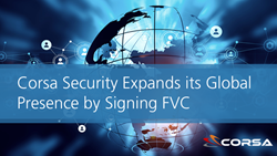 Corsa Security Expands its Global Presence by Signing FVC