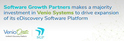Software Growth Partners makes majority investment in Venio Systems