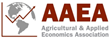 Over 40 Agricultural & Economic Researchers Recognized at the 2020 AAEA Virtual Meeting