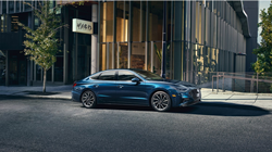 2020 Hyundai Sonata parked on the street