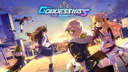 Flero Games start wereldwijde pre-registratie voor zijn Mobile Hero Collecting RPG 'Goddess Kiss: OVE'