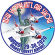 New York Int'l Air Show August 29-30, 2020 Orange County Airport
