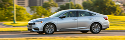 2021 Honda Insight Exterior Driver Side Front Profile