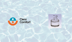 Clear Comfort and Roberts Hot Tubs Unveil Enhanced Experience