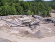 The new Terex Cedarapids Crushing and Screening spread, which replaced the quarry's 1960s-era equipment, provides significantly greater efficiency to the quarry's operations
