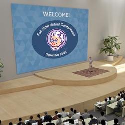 AuntMinnie virtual conference presentation