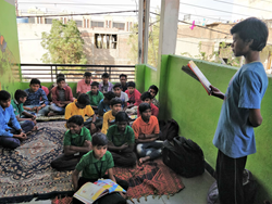 Miracle Foundation serves vulnerable children, providing education, nutrition, health and protection