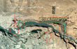 Area Map of Devils Coral Twin Falls Idaho