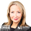 Leadership ORBIE Winner, Angela Yochem of Novant Health