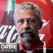 Enterprise ORBIE Winner, Darrell Thompson of Coca-Cola Consolidated