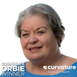 Corporate ORBIE Winner, Elizabeth Austin of Curvature