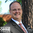 Education ORBIE Winner, David Blattner of Rowan-Salisbury Schools