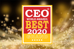 Makers Nutrition® Wins Grand in the 8th Annual 2020 CEO World Awards
