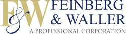 F&W logo: Feinberg & Waller, A Professional Corporation
