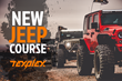 New Jeep Course now open at TexPlex Park