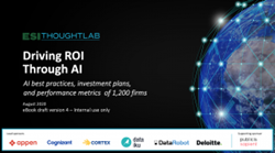 Driving ROI Through AI