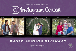 Chapel of the Flowers 60th Anniversary Photo Session Giveaway Sept 14 2020