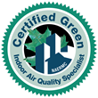 Venture Construction Group of Florida Earns Certified Green Indoor Air Quality Specialist Certificate