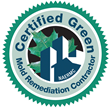 Venture Construction Group of Florida Earns Green Mold Remediation Contractor Certificate