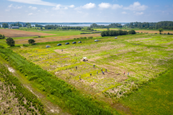 Saltwater intrusion work on Maryland's Eastern Shore, Credit: Edwin Remsberg