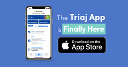 Triaj is available on the App Store
