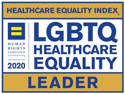 """The Human Rights Campaign Foundation names RMA of Connecticut a healthcare equity """"Leader"""" in 2020"""