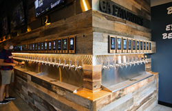 iPourIt GEN 4 system at Pour Taproom Atlanta
