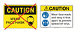 Today's best practice workplace safety signs – in contrast to older, out-of-date styles – use ANSI designs, ISO-based graphical symbols, and offer critical details to help keep workers safe.
