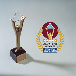 Grand Stevie® in the 2020 International Business Awards®