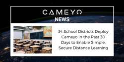 Image for Cameyo press release about school districts enabling remote learning.