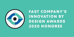 Innovation by Design Awards 2020 Honoree