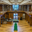 As a world renowned independently-funded research library, the Linda Hall Library, located in the heart of Kansas City, Missouri, is dedicated to science, engineering and technology.