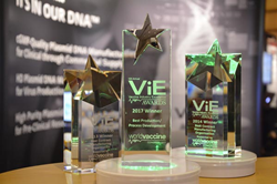 VGXI Vaccine Industry Excellence Awards