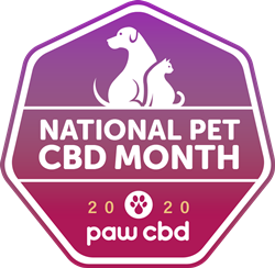 cbdMD is reminding pet owners that October is National Pet CBD Month, founded by Paw CBD to bring awareness, education, and answers to those seeking a more balanced approach to everyday pet wellness.