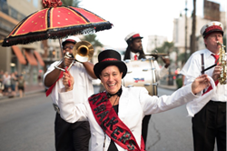 NOLA Live Events incentive travel in New Orleans