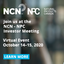 NCN-NPC Investor Meeting online Oct 14-15